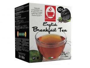 Cápsulas Tés y Tisanas Compatibles English Breakfast Tea NESCAFÉ® Dolce Gusto®*